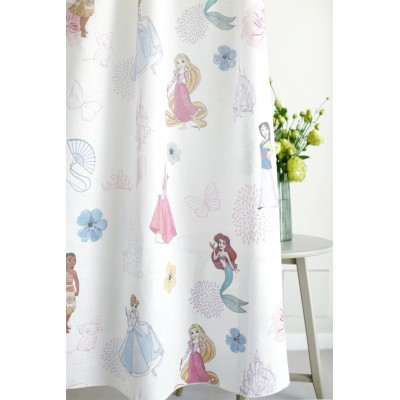 Curtain for children with original Disney design Princess