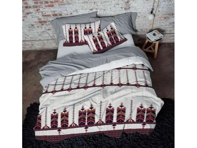 Двоен спален комплект Шевица