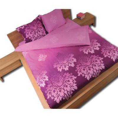 Двоен спален комплект с два плика ранфорс Вик