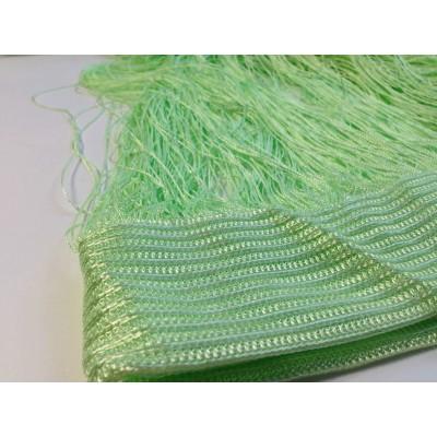 Ресни в зелен цвят