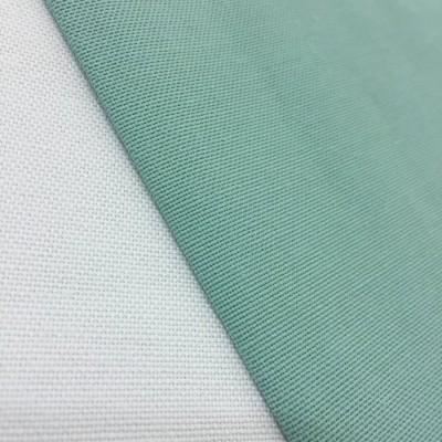 Едноцветен плат за плътна завеса и дамаска в цвят мента