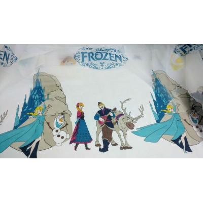 Плат за тънко детско перде Леденото кралство