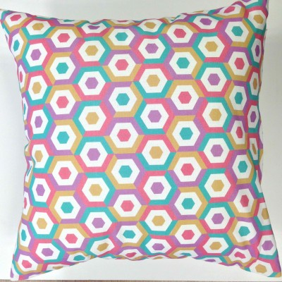 Decorative pillow with many colours 43/43
