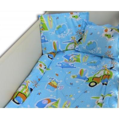 Бебешки спален комплект Сърф