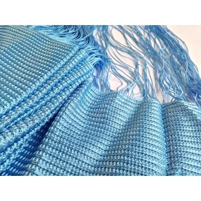 Ресни 3 метра в син цвят
