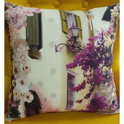 Калъфка за декоративна възглавничка с размер 43/43