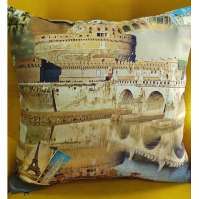 Decorative pillow case size 43/43
