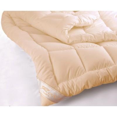 Олекотена завивка 150/220 с 300г/кв.м силиконов пух 100% памук