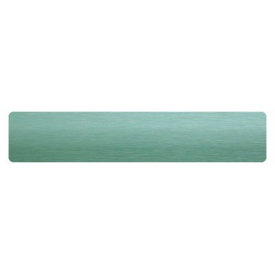Драскан алуминий зелен 7327