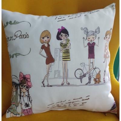 Decorative pillow case  43/43