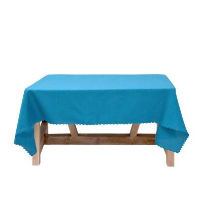 Покривка за маса в синьо 150/220