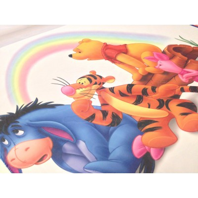 Curtain for children Winnie the Pooh
