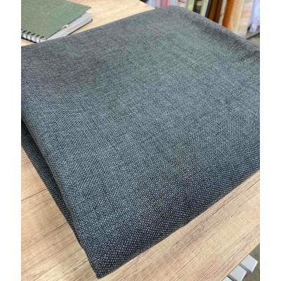 Намалено парче плат в тъмно сиво с размер 3,00м на 2,80м