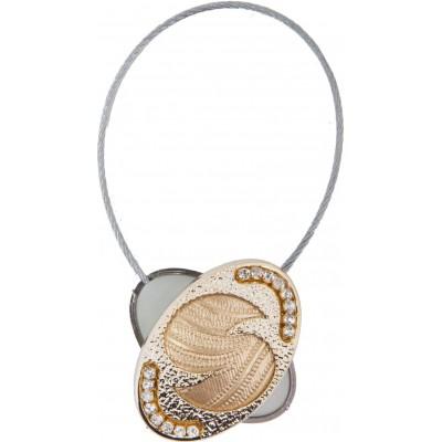 Декоративна магнитна щипка за пердета и завеси