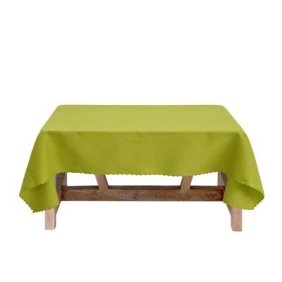 Покривка за маса в зелено 150/220