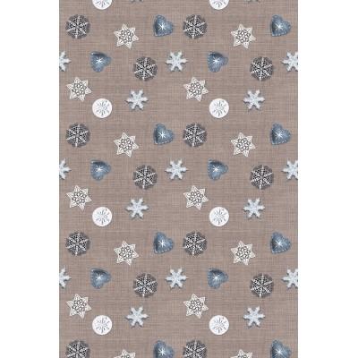 Christmas fabric for tablecloths Toys