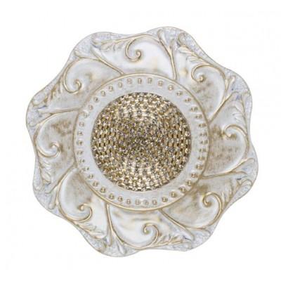 Декоративен кръгъл държач за завеси