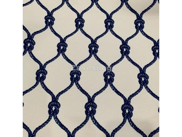 Плат за плътна завеса и дамаска Мрежа