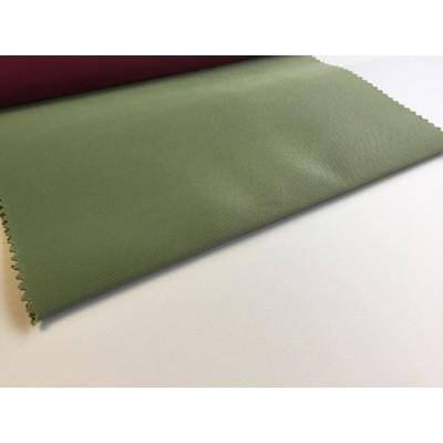 Негорим блекаут в зелено със сертификат