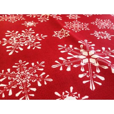 Коледен плат Snowy