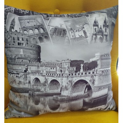 Decorative pillow case City size 43/43