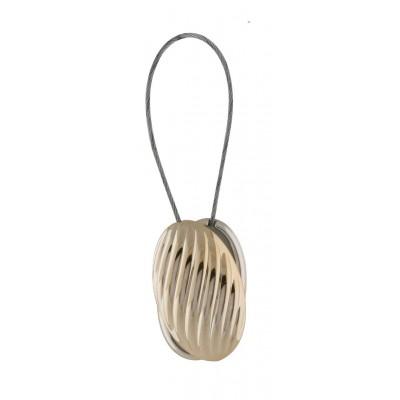 Магнитна щипка за пердета и завеси с декорация