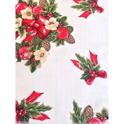 Коледен плат Pinas