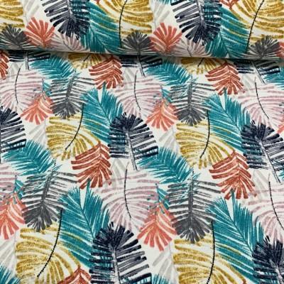 Дамаска с листа в различни цветове